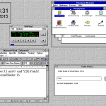 Windows 3.1-Desktop